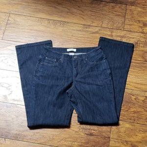 MERONA Denim BootCut Blue Jeans Size 4